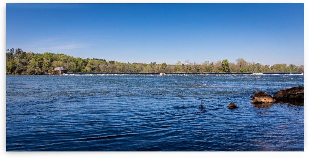 Augusta Canal Headgates at Savannah Rapids Park 7687 by @ThePhotourist