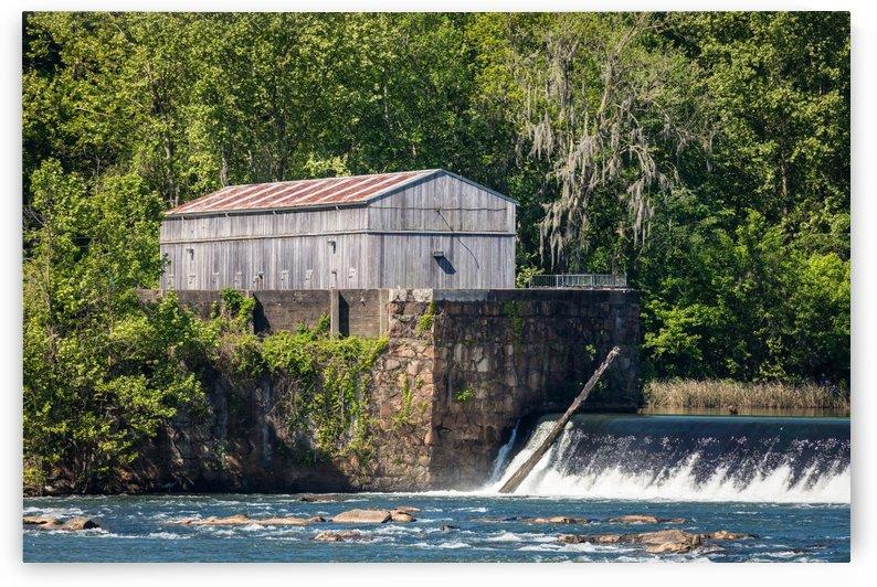Augusta Canal Headgates at Savannah Rapids Park 7241 by @ThePhotourist