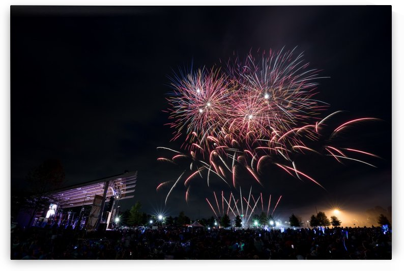 Fireworks at Evans Towne Center Park   Columbia County GA 1670 by @ThePhotourist