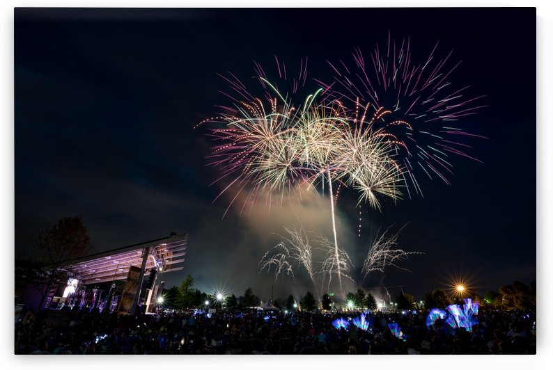 Fireworks at Evans Towne Center Park   Columbia County GA 1656 by @ThePhotourist