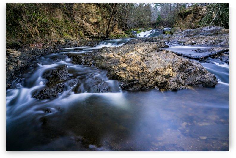 Reed Creek Waterfall at Savannah Rapids Park GA 1245 by @ThePhotourist
