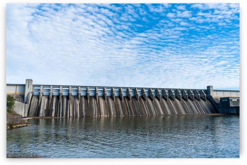Lake Strom Thurmond Dam   Augusta GA 0705 by @ThePhotourist