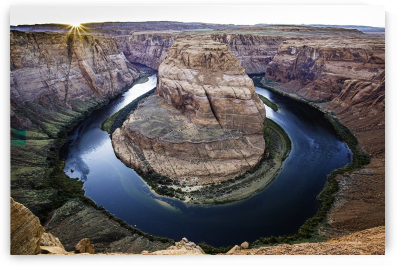 Horseshoe Bend by Sebastian Dietl