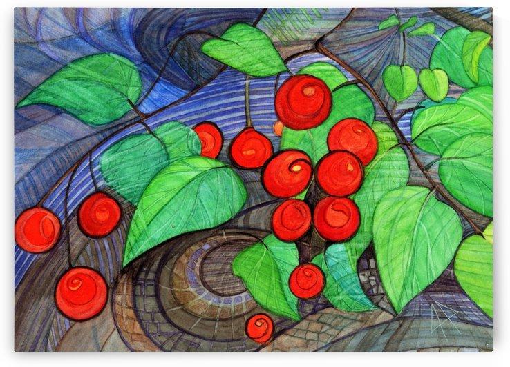 Frutos rojos by CLAUDIA BRANDES