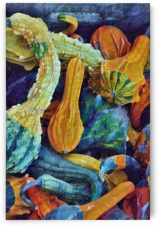 Gourds  by Bob McCulloch