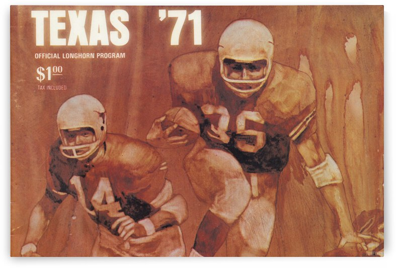 1971 Texas by Row One Brand