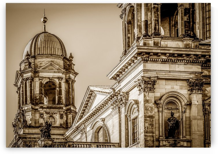 berlin cathedral building by Shamudy