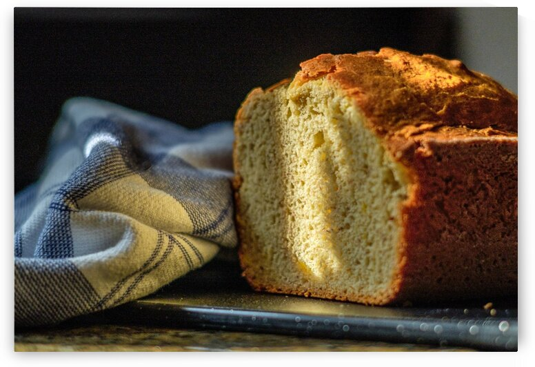 Afternoon Banana Bread by Dave Therrien