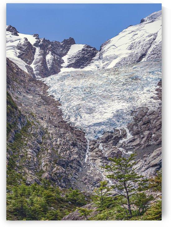 Huemul Glacier, Patagonia, Argentina by Daniel Ferreia Leites Ciccarino