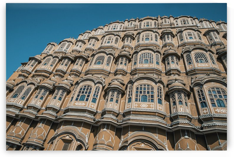The Fortress - Hawa Mahal II by Sebastian Dietl