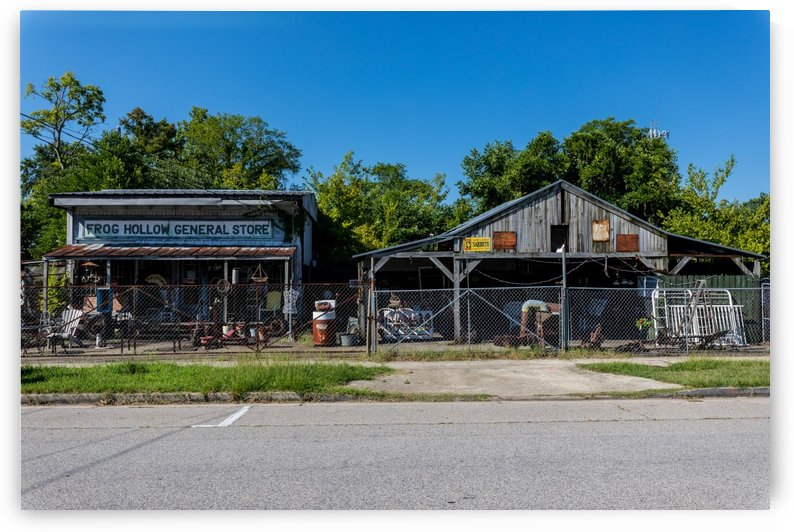 Frog Hollow General Store   Augusta GA 1992 by @ThePhotourist