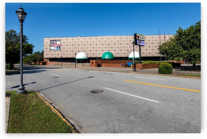 James Brown Arena   Augusta Civic Center GA 1726 by @ThePhotourist