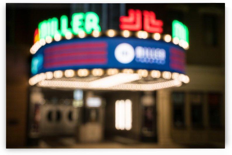 Miller Theater at Night   Augusta GA 8876 by @ThePhotourist