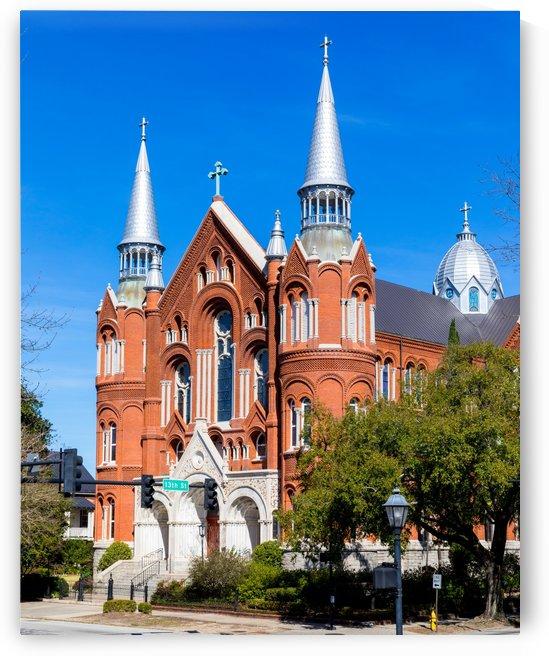 Sacred Heart Cultural Center  Augusta GA 9242 by @ThePhotourist