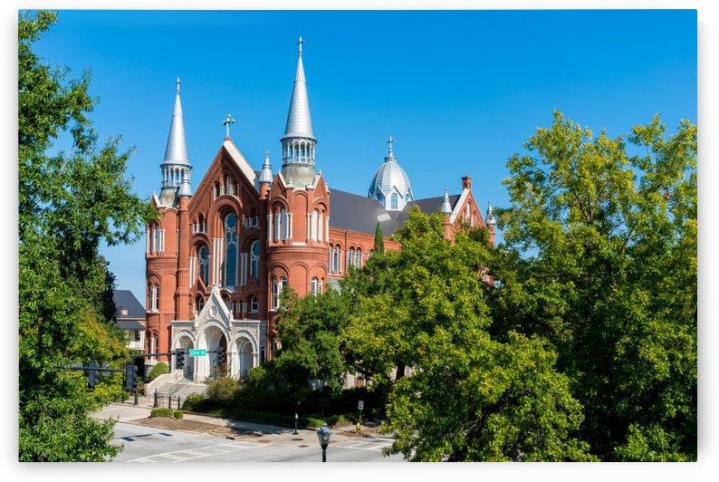 Sacred Heart Cultural Center  Augusta GA 3928 by @ThePhotourist