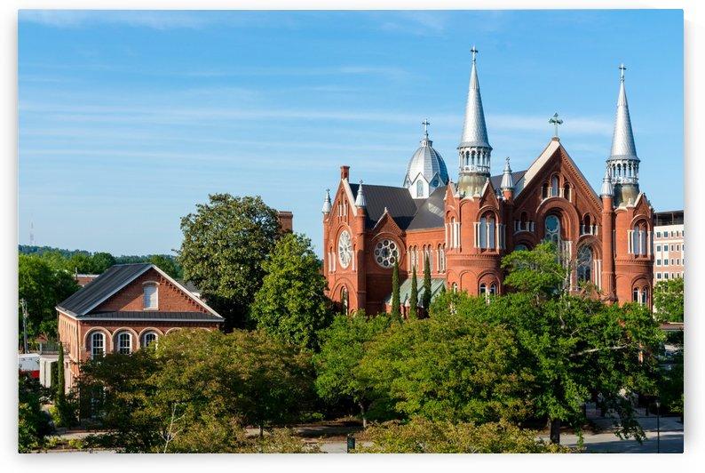 Sacred Heart Cultural Center  Augusta GA 5431 by @ThePhotourist