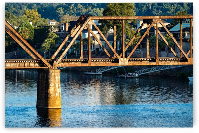 Sixth Street Bridge   Augusta GA 2408 by @ThePhotourist