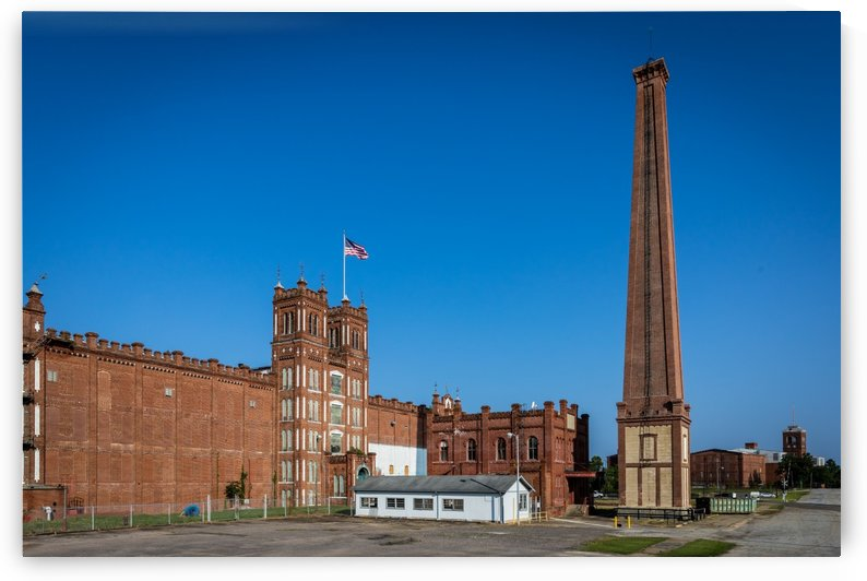 Sibley Mill   Augusta GA 0966 by @ThePhotourist
