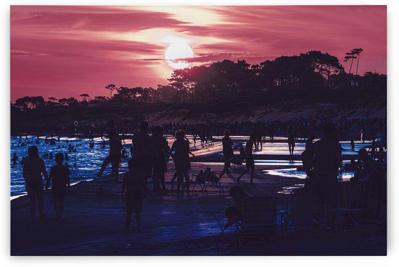 Parque del Plata Beach, Canelones   Uruguay by Daniel Ferreia Leites Ciccarino