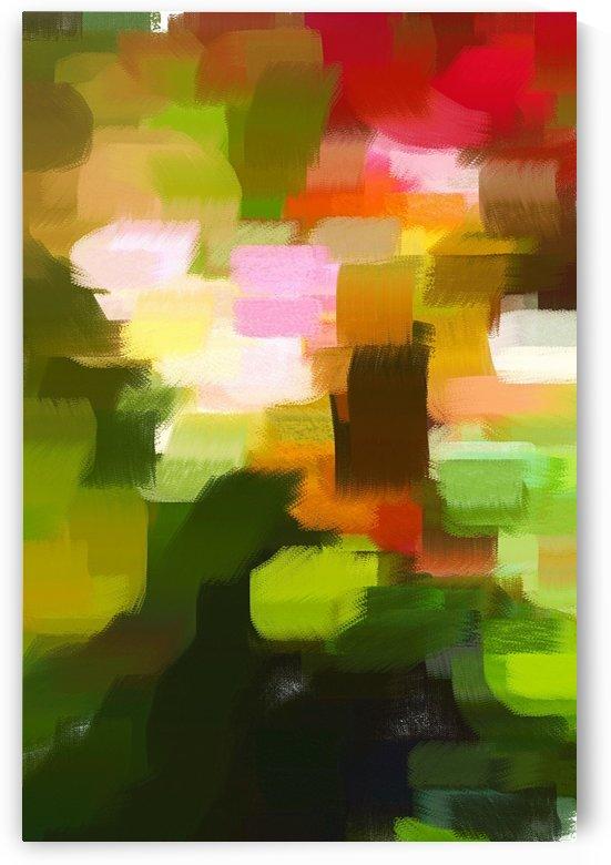 Forest In A Storm by Joy Watson