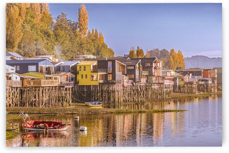 Lakefront Palafito Houses, Chiloe Island, Chile_1586459866.4409 by Daniel Ferreia Leites Ciccarino