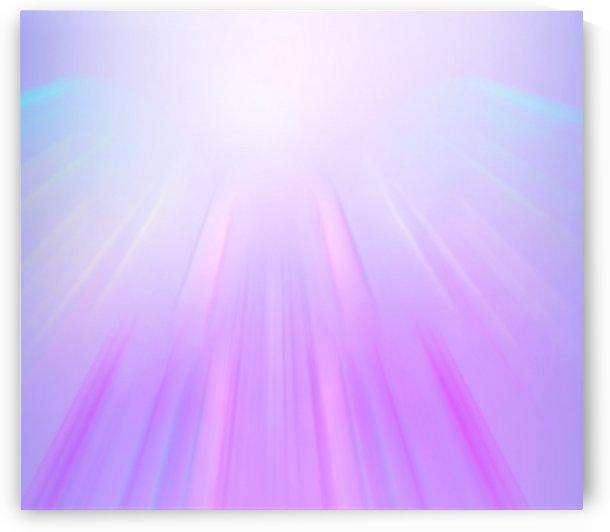Purple Angel by Jenn Rosner
