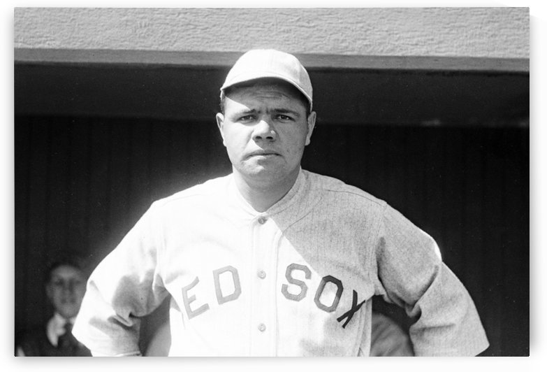 1919 Babe Ruth  by Row One Brand