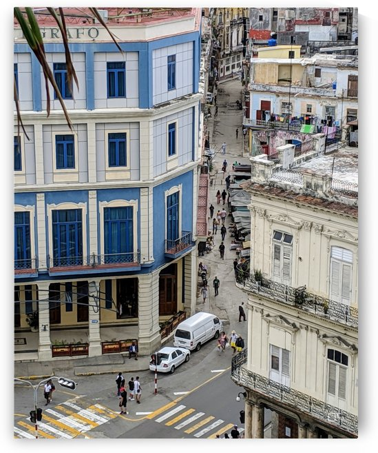 Old Havana by Aldo Cruz