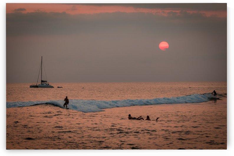 Lahaina Surfers Sunset   Maui Hawaii 3223 by @ThePhotourist
