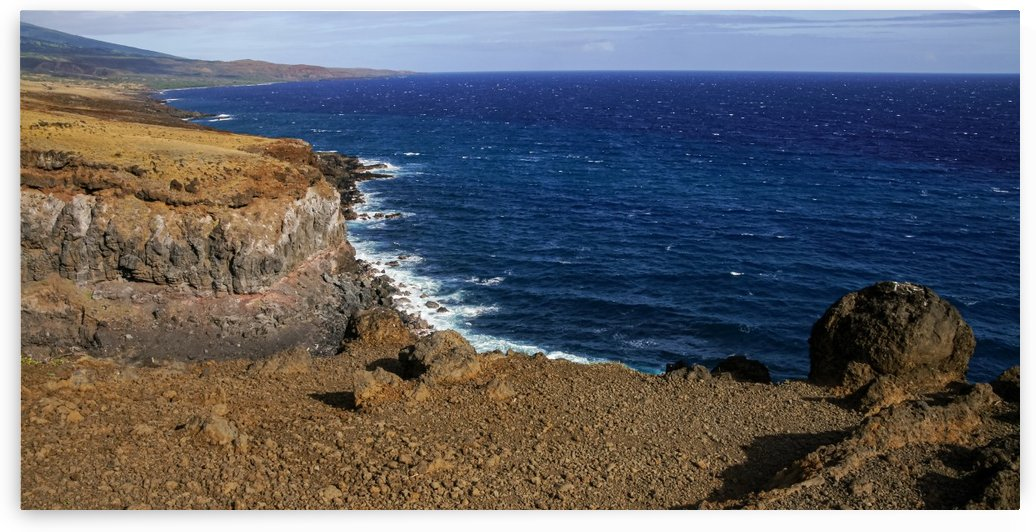 Road to Hana Coast Panoramic   Maui Hawaii 07926 by @ThePhotourist