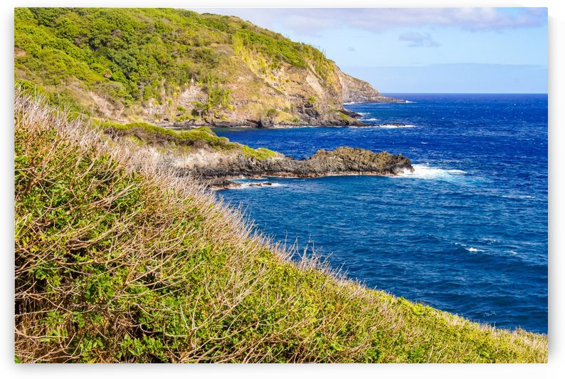 Road to Hana Coast   Maui Hawaii 07892 by @ThePhotourist