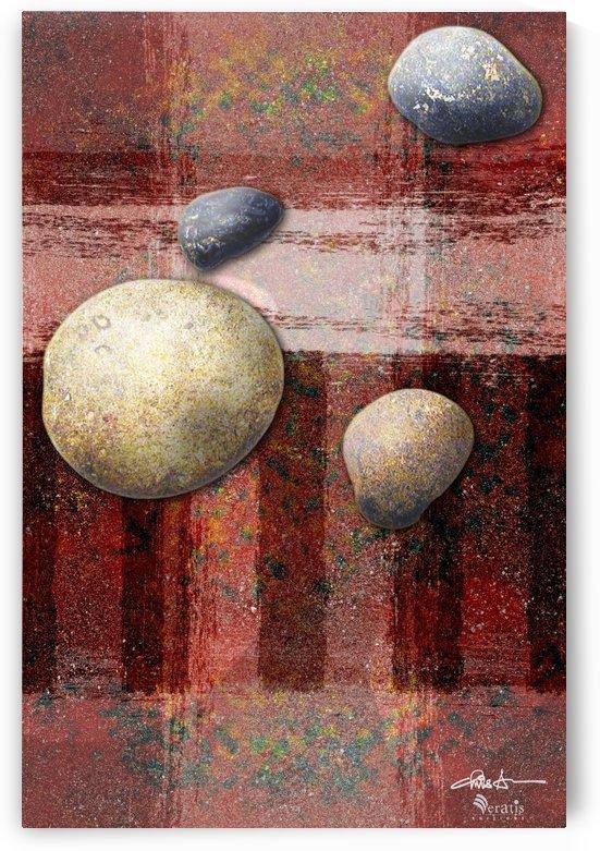 Rocks on Sienna 2x3 by Veratis Editions
