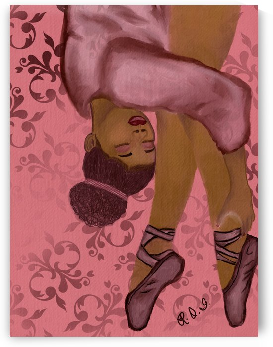 On Pointe by Rhonda Irby