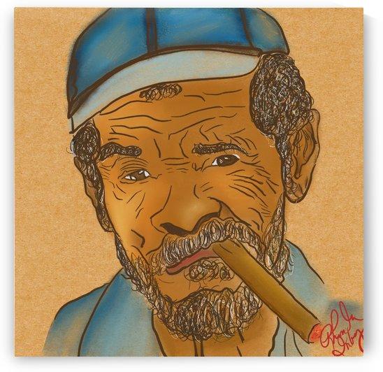 Cigar by Rhonda Irby
