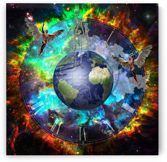 Earth Time by Bruce Rolff