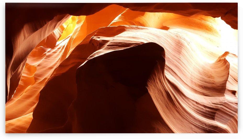 Antelope Canyon by Creative Endeavors - Steven Oscherwitz