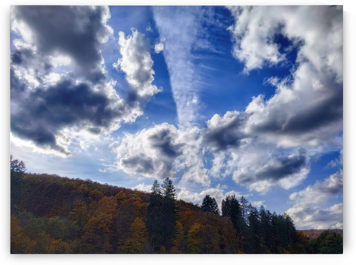 Cloudscape by Michal Dunaj