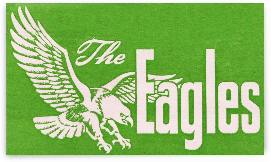 the eagles by Row One Brand