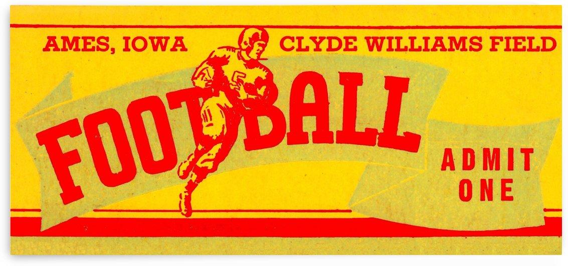 Vintage Iowa State by Row One Brand