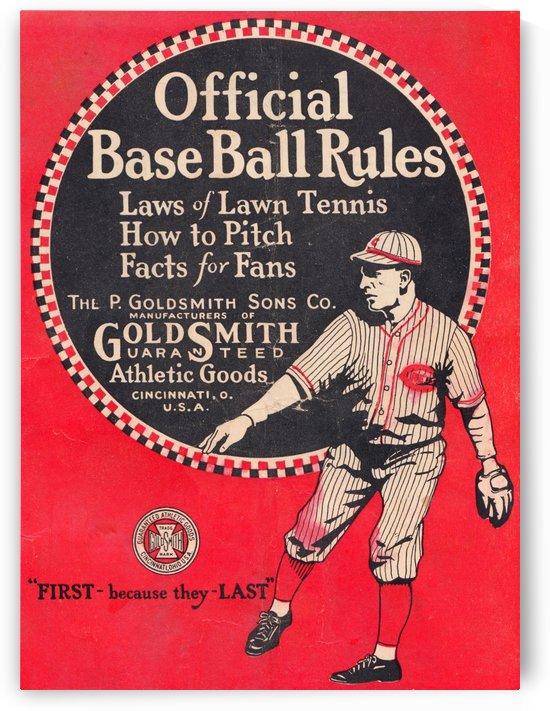 1925 Goldsmith by Row One Brand