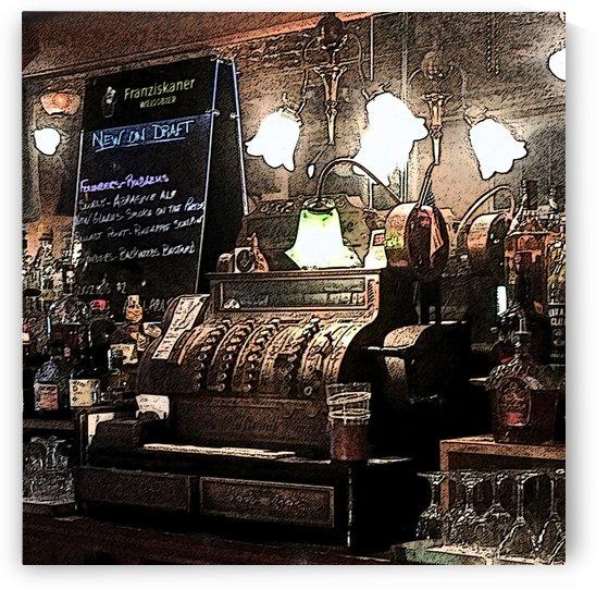 Ye Olde Saloon by Lisa Bates