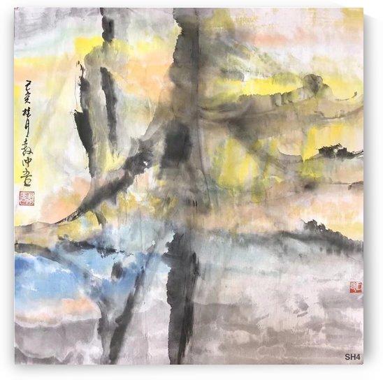 SH4 Untitled  by Zhongwu