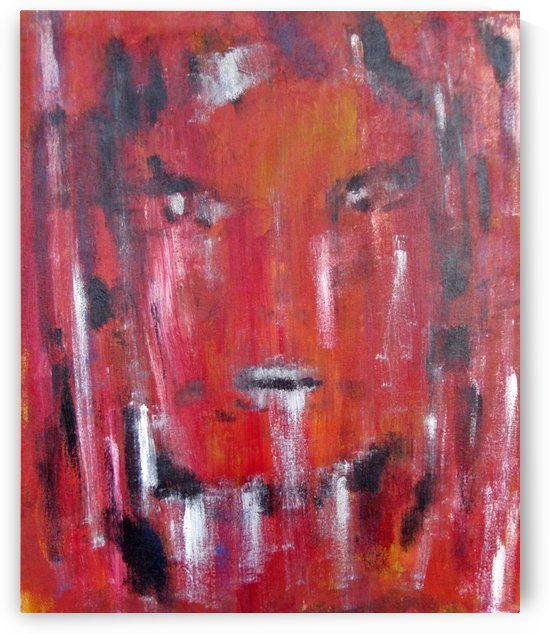 Brazen Red by Gina Lafont