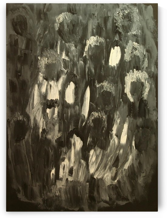 Grey Band by Gina Lafont