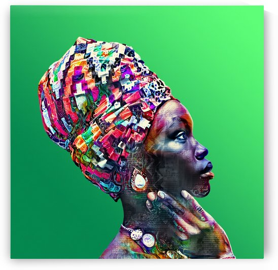 Color Through Culture V by Art Design Works