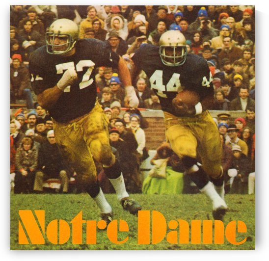row one notre dame by Row One Brand