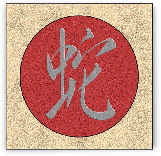 Zodiac Serpent  Snake by Createm
