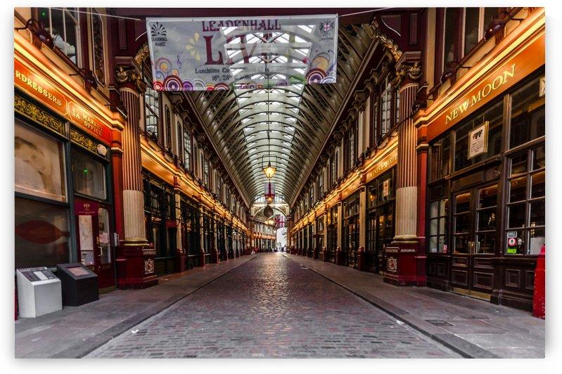 Leadenhall Market London  by RezieMart