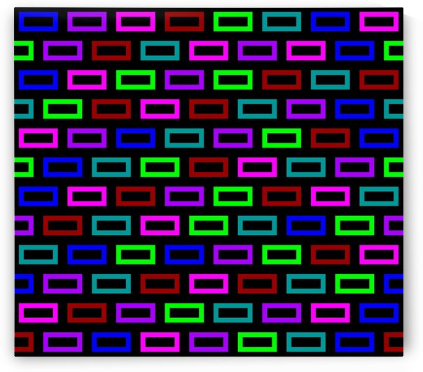 colourfulbrickspatterncolour by Shamudy