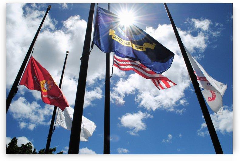 US Navy Flag by On da Raks
